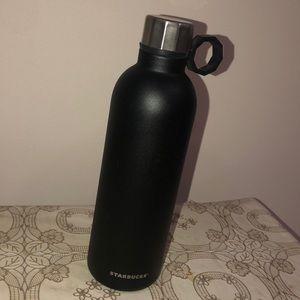 Starbucks Stainless Steel Water Bottle Black 20 oz